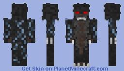 Abhorrent Beast/Suspicious Beggar form 2 (Bloodborne) Minecraft Skin
