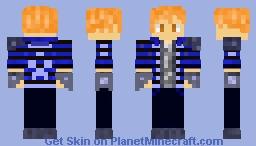 TysonPatterson Minecraft Skin
