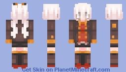 Honkai Impact 3rd    Bronya Zaychik Minecraft Skin