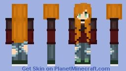 modern outfit Minecraft Skin