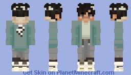 𝓢𝓸𝓯𝓽 𝓫𝓸𝓲 Minecraft Skin