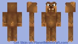 Bulldog Minecraft Skin