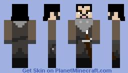Jon Snow - Season 7 Minecraft Skin