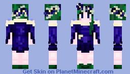 ⚜Λμιςι⚜ - Flowerfell (CE) Minecraft Skin