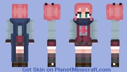 Satone Shichimiya Minecraft Skin