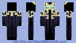 underground city keeper Minecraft Skin