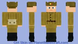 WW2 Soviet Infantry (Ushanka)
