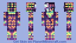 the undead Minecraft Skin