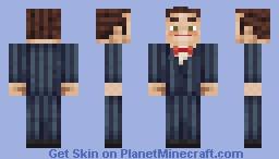 Benson (Request) Minecraft Skin