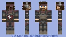 Snake Para-Medic Custom: (Metal Gear Custom) Minecraft Skin