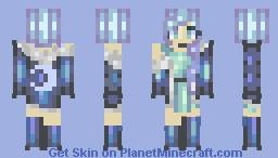 ~I Do It Solo!~ (oc) (im back!!) Minecraft Skin