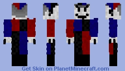 The Rogue Puppet Minecraft Skin