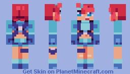 Big Girl Minecraft Skin
