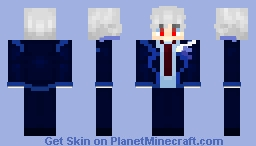 Skylar Lorix (redesign) Minecraft Skin