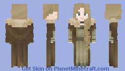 [LotC] Anglo-Saxon Woman Minecraft Skin