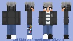 gucci jeans Minecraft Skin