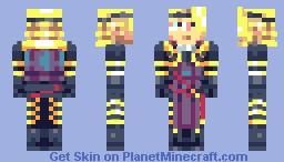 Xander Minecraft Skin
