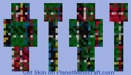 SCRAP Minecraft Skin