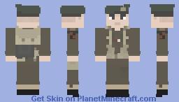 Vickers-K Gunner, No. 4 Commando, Normandy 1944 - Second World War
