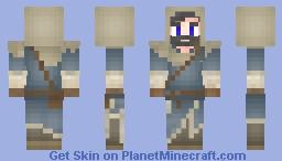 College of Winterhold   Novice Robe [TES:Skyrim] Minecraft Skin