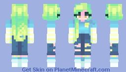 ѕαтυяαтє∂ ~Inspirinq (PR) Minecraft Skin