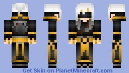 ~~ Arcane Mage ~~ Minecraft Skin