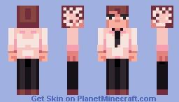 Angrier Minecraft Skin