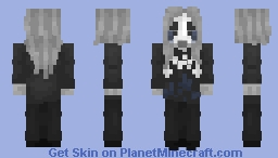 rip metal brother Minecraft Skin