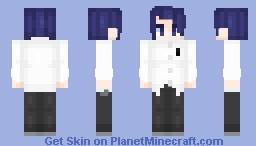 [Outdated Shading] -Yusuke Kitagawa-  Persona 5  Minecraft Skin