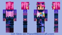 [Fortnite] Brite Bomber / Dark Bomber Minecraft Skin