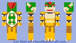 Best Bowser Minecraft Skins - Planet Minecraft
