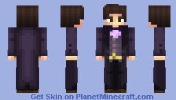 DOCTOR WHO - Season 7: 11th Doctor (Matt Smith) Minecraft Skin