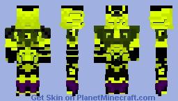 Kanden -Deep Space Skin Contest- Minecraft Skin