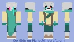 Design Minecraft Skin