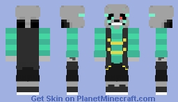 Debug Minecraft Skin
