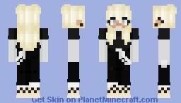 e gorl ♥ Minecraft Skin