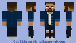 Fashionable (Request) Minecraft Skin