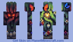 Heart of the forest Minecraft Skin