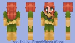 Jean Grey Phoenix Minecraft Skin