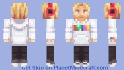 PewDiePie LWIAY Minecraft Skin