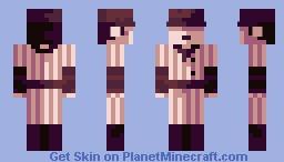 OFF - The Batter Minecraft Skin