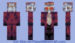 Star Lord Minecraft Skin