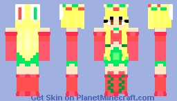 For Stlee's skin contest! Minecraft Skin