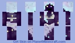Cosmic Goddess Minecraft Skin
