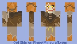 Pumpkin Patch Resource Pack Inspired Skin Minecraft Skin