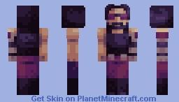 ᴡᴇ ʜᴀᴠᴇ ᴀ ᴄɪᴛʏ ᴛᴏ ʙᴜʀɴ - Johnny Silverhand | 2077 Minecraft Skin
