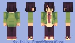 rowan Minecraft Skin