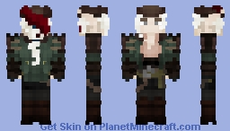 Elf Pirate [LoTC] Minecraft Skin