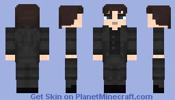 Sherlock Holmes   BBC's Sherlock Minecraft Skin