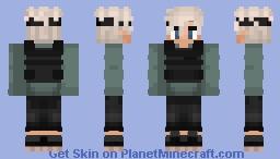 fashionable Minecraft Skin
